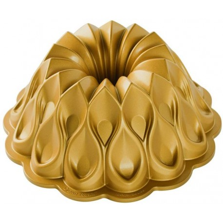 Molde Crown Bundt Pan Nordic Ware - 10 tazas
